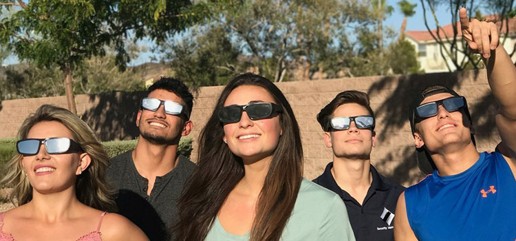 Best Solar Eclipse Glasses by Mage Solar