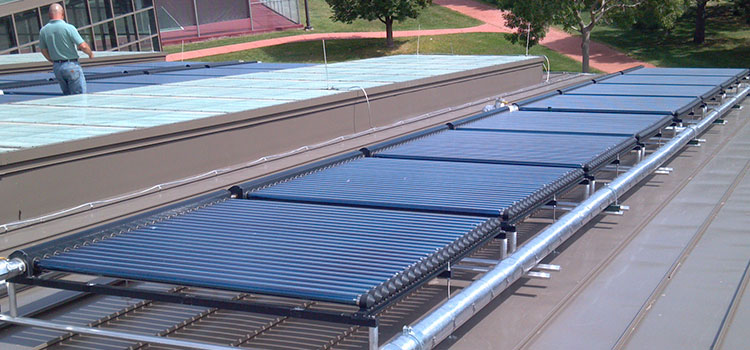 Best Solar Pool Heater by Mage Solar