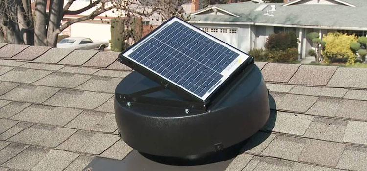 Best solar attic fans by Mage Solar