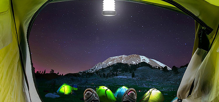 Best Solar Lanterns for Camping and Outdoor by Mage Solar