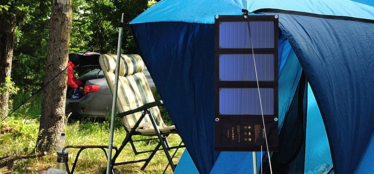 Best solar charger by Mage Solar