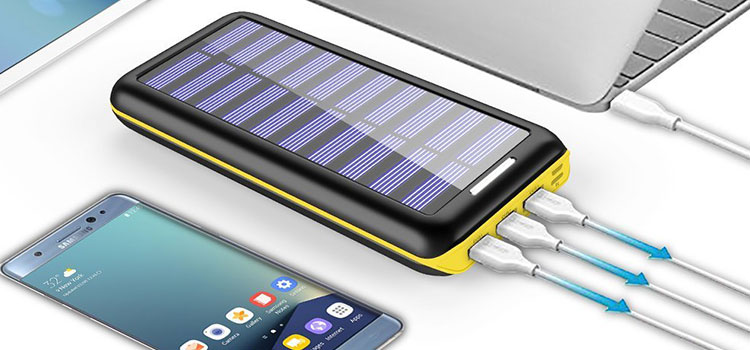 Best Solar Phone Charger by Mage Solar