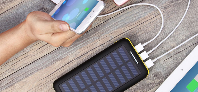 Best Solar Power Bank by Mage Solar