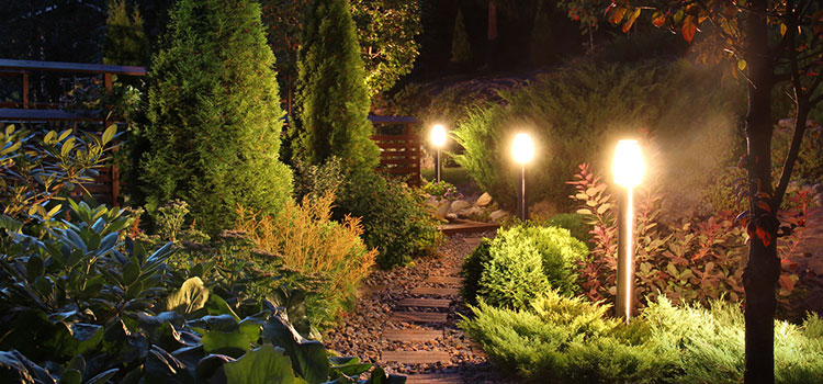 Best Outdoor Solar Lights For 2018 Pool Landscape And