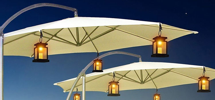 Best Hanging Solar Lights by Mage Solar