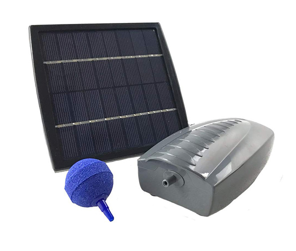 AEO Solar Powered Air Pump Kit