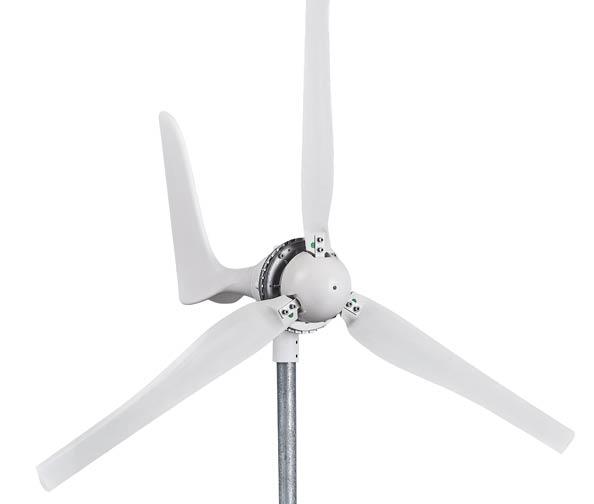 AutoMaxx Windmill 1200W 48V 21A Generator Kit