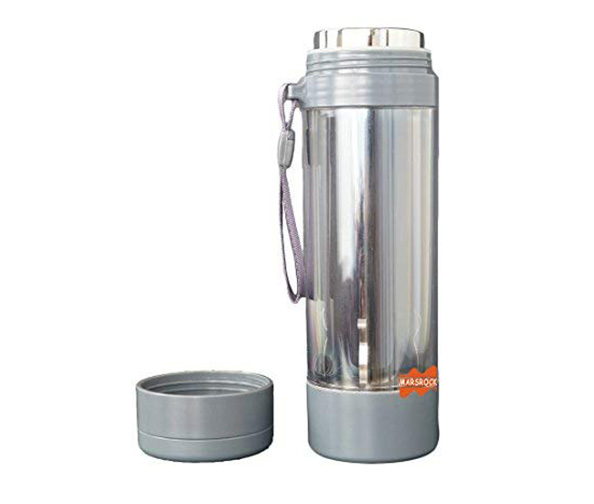 Marsrock Stainless Vacuum Outdoor Camping Solar Kettle