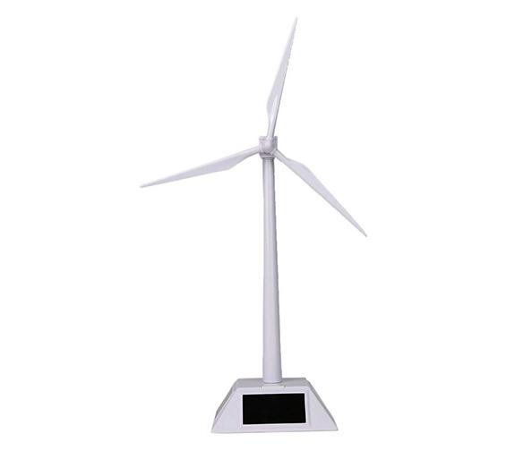 ALLOET Solar-Powered Windmill