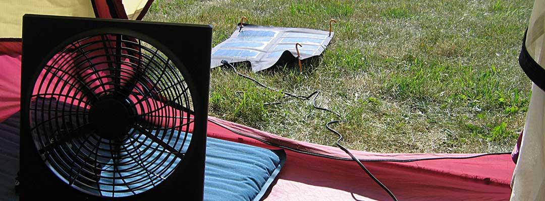 Advantages of Using a Solar Fan