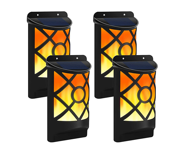 Aityvert Outdoor Solar Flame Lights