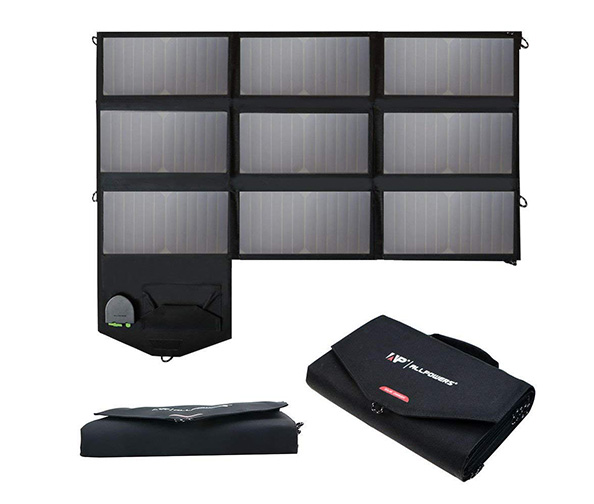 AllPowers 60W Solar Panel