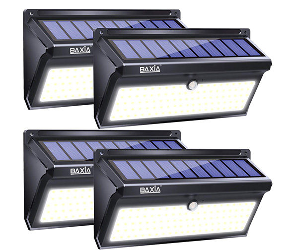 Baxia Technology Outdoor Solar Lights