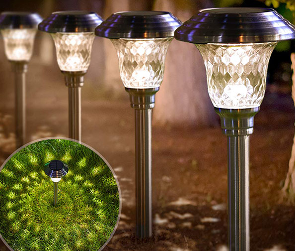 Best Solar Path Lights For Your Walkway