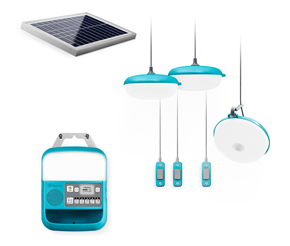 BioLite Off-Grid Solar Light System