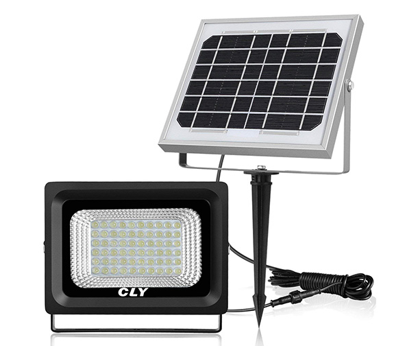 CLY 60 LED Solar Flood Lights