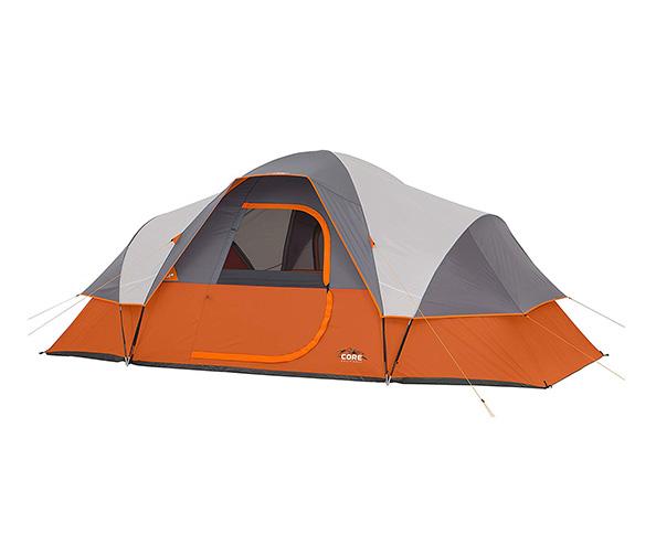 CORE 9 Tent + RAVPower Solar Panel Combo