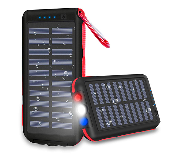CXLiy Solar Powered Charger