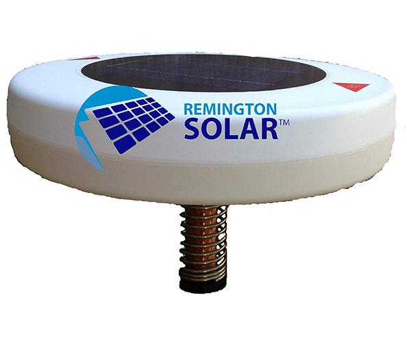Chlorine-Free Sun Shock Water Purifier by Remington Solar