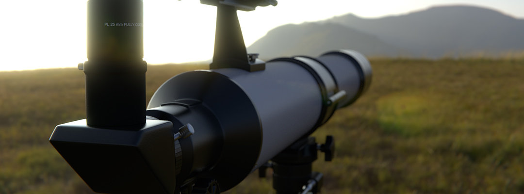 Choosing a Solar Telescope Depending on your Surroundings