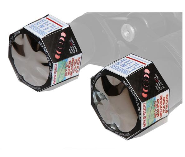 DAYSTAR FILTERS Binocular Universal Solar Lens Filter