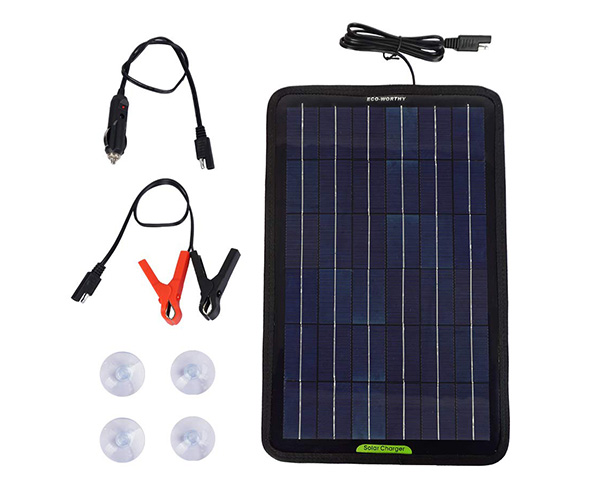 ECO-WORTHY 12 Volts 10 Watts Portable
