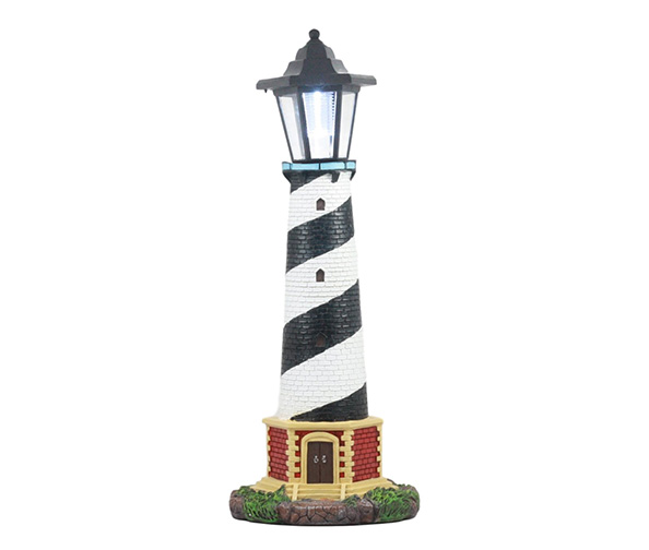 Ebros Nautical Scenic Cape Hatteras Lighthouse Statue