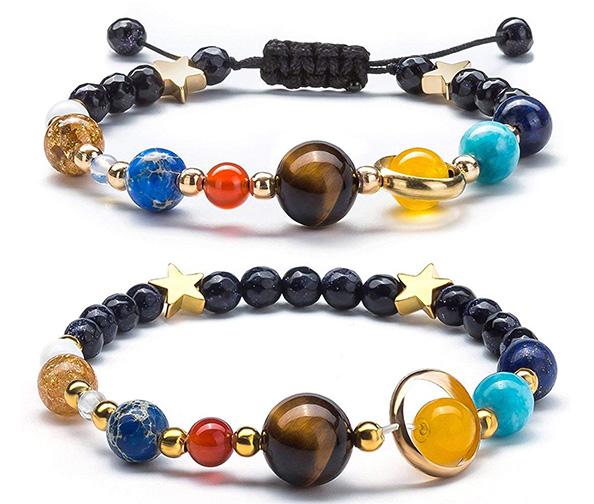 Fesciory Solar System Bracelet
