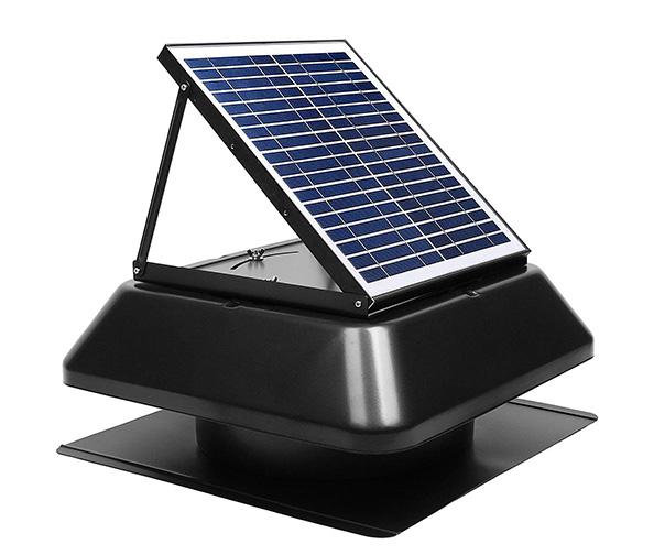 GBGS Solar Attic Fan