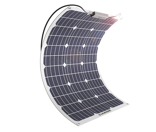 GIARIDE Solar Power System Charger (50W Solar Panel)