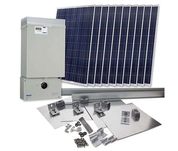 GRAPE SOLAR GS-2300-KIT Residential