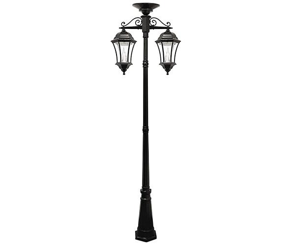 Gama Sonic Solar Victorian Lamp Post