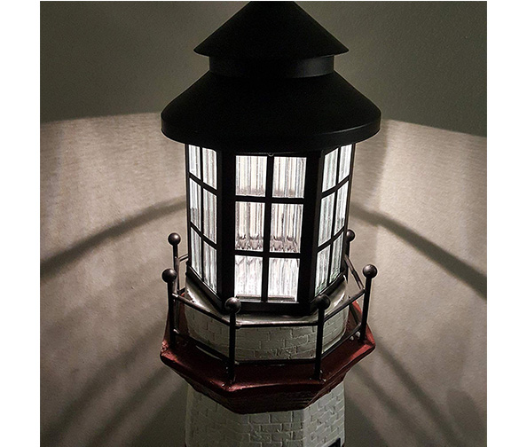Garden Sunlight Solar Lighthouse
