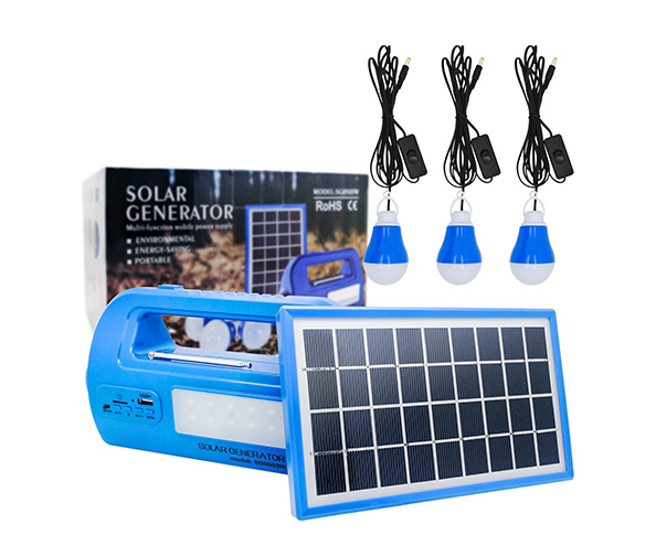 Goland Century Portable Solar Lighting Kit