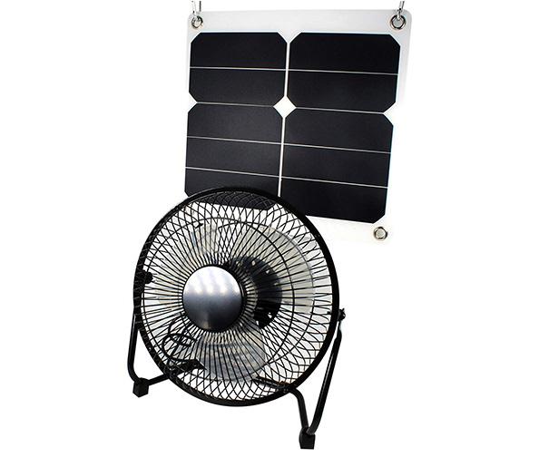 Goodsoz Solar Fan Vent System