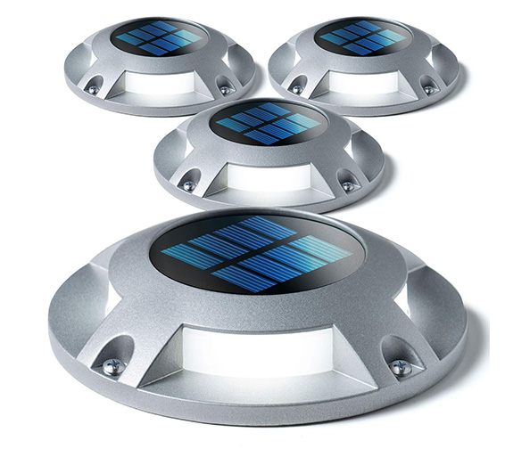 Home Zone Solar Dock Lights