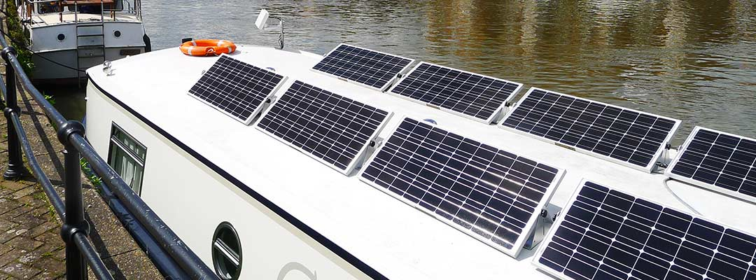 How Do You Install Marine Solar Panels