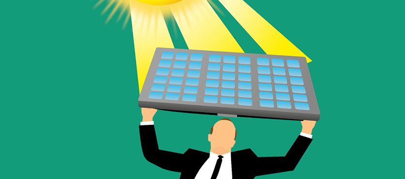 How do solar panels save you money?
