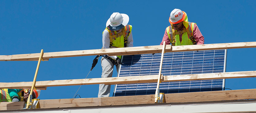 How to Become a Solar Panel Installer The Skills
