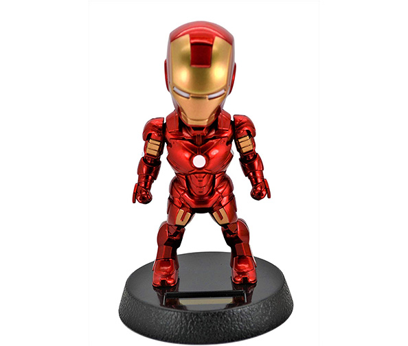 Iron Man Action Hero Bobblehead