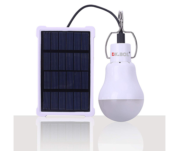 KK.BOL Portable Solar Light