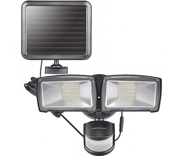 LEPower Solar Powered Security Lights