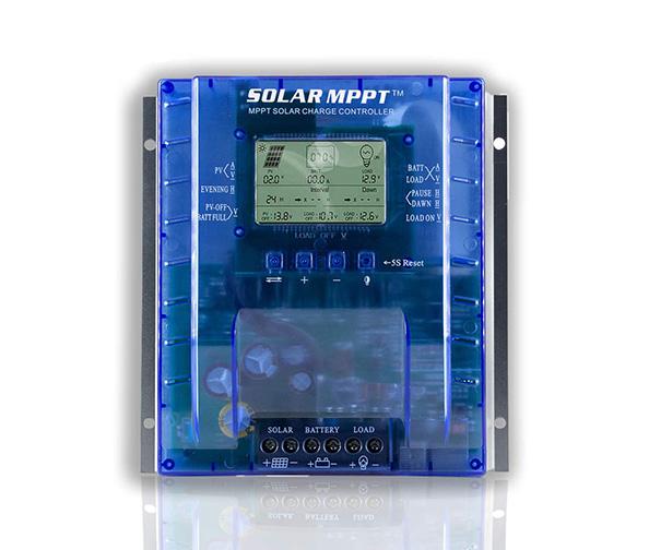 Loli 60-Amp MPPT Solar Charge Controller