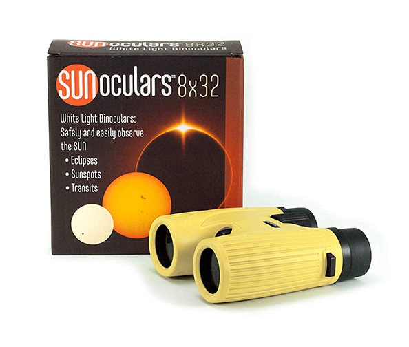 Lunt Solar Systems Sunoculars Eclipse Binoculars