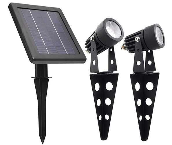 MINI 50X Twin Solar Spotlights