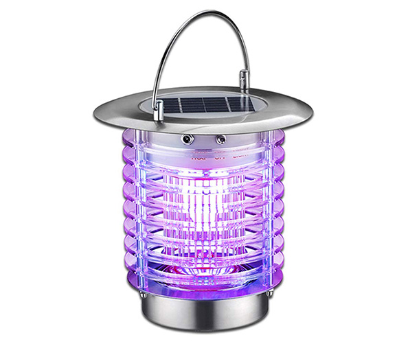 MeetUs Solar Indoor/Outdoor Portable Bug Zapper