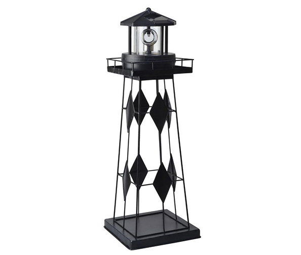 Moonrays Solar Metal Lighthouse