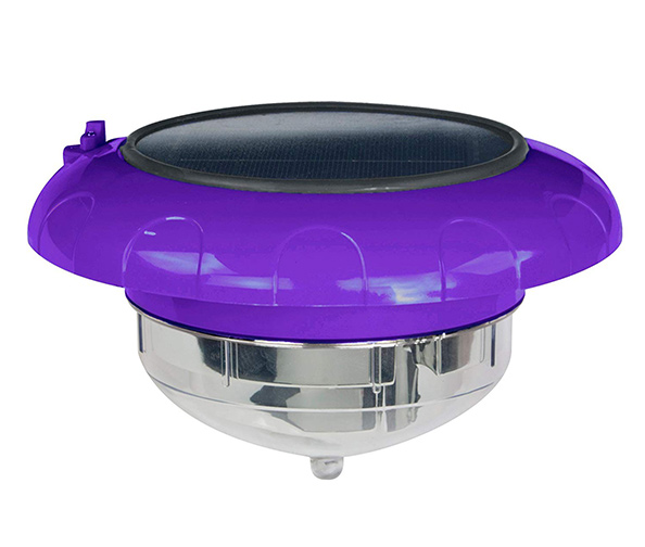 NA4193 Evolution Floating LED Solar Pool Light by Blue Wave