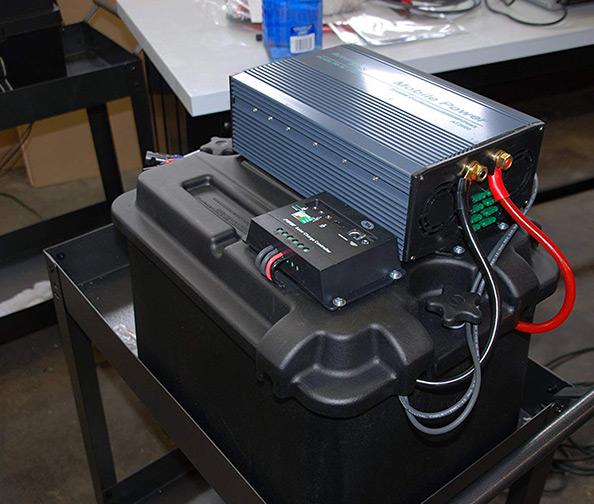 OG Solar 135 Amp Solar Generator