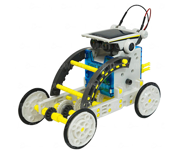 OWI 14-in-1 Educational Solar Robot